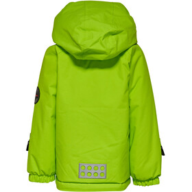LEGO wear Johan 771 Jacket Boys lime green